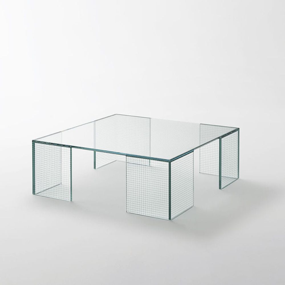 Shop Suite Ny For The Grid Coffee Table By Piero Lissoni For Glas Italia And More Modern Glass Coffee Tabl Modern Glass Coffee Table Coffee Table Design Table [ 1000 x 1000 Pixel ]