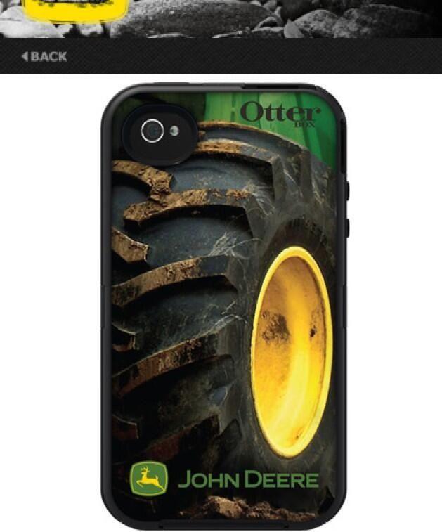John Deere Otterbox Iphone S