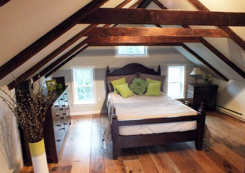 Attic Bedroom Ideas Beautiful Designs Exposed Beams Bedroom