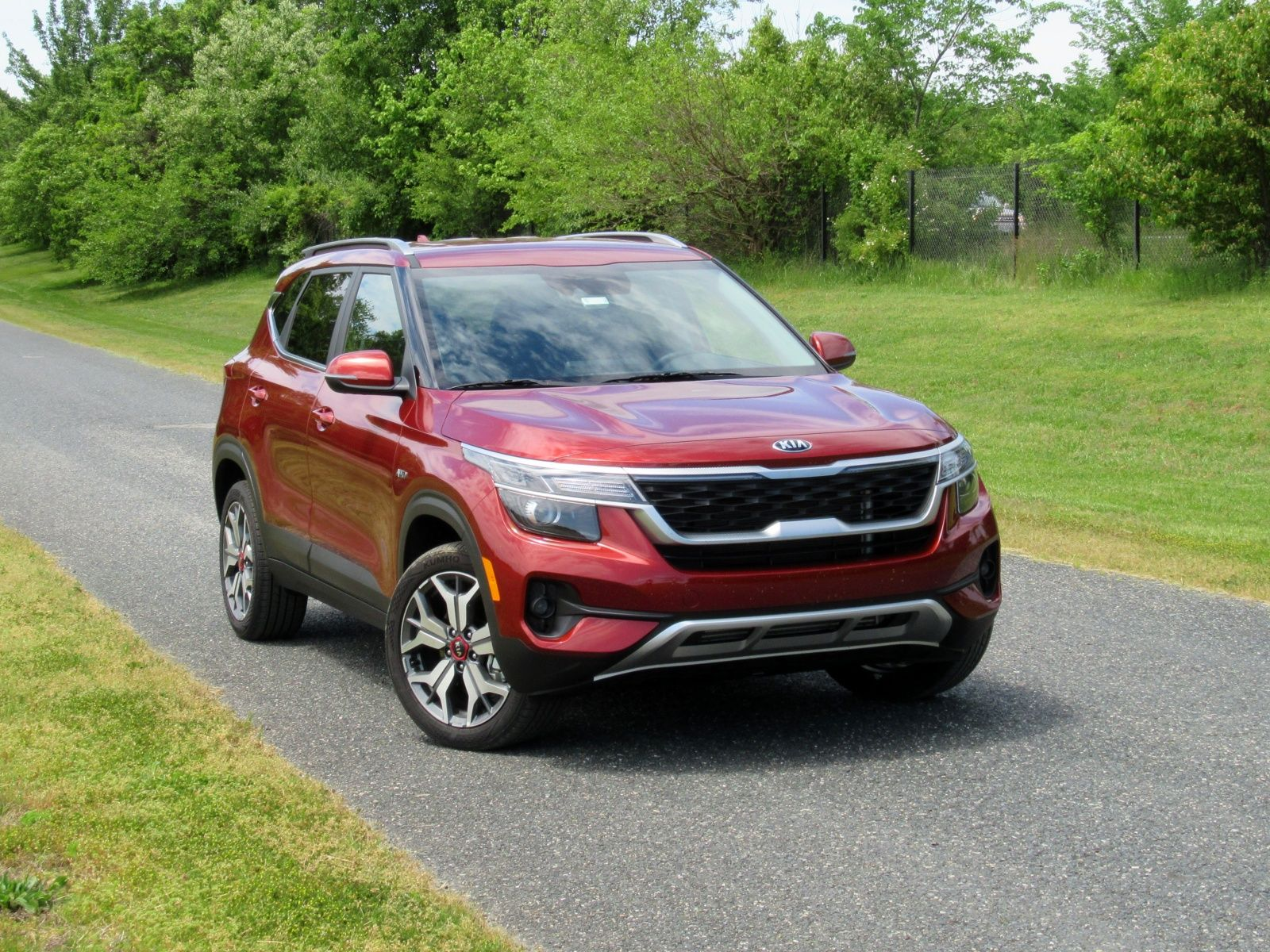 2021 Kia Seltos Driven Top Speed In 2020 Kia Latest Cars Chevrolet Trailblazer
