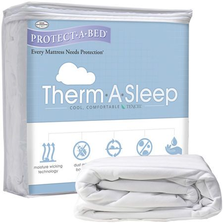 Protect A Bed Therm A Sleep Waterproof Mattress Protector Mattress Protector Mattress Dinosaur Toddler Bedding