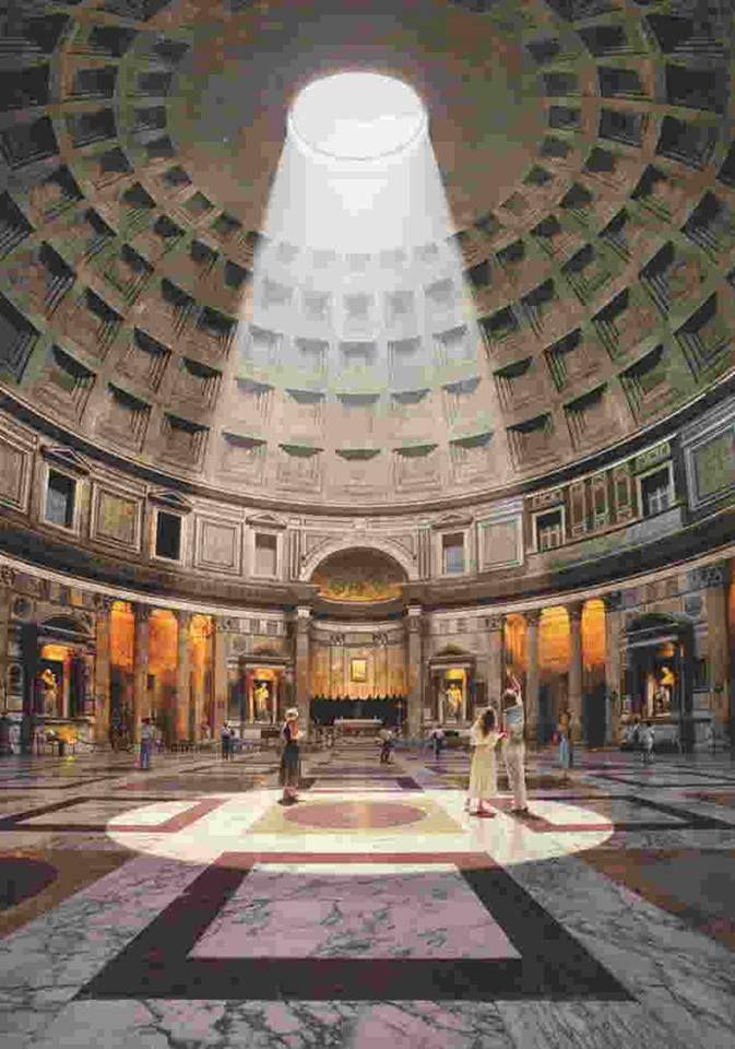 the pantheom rome