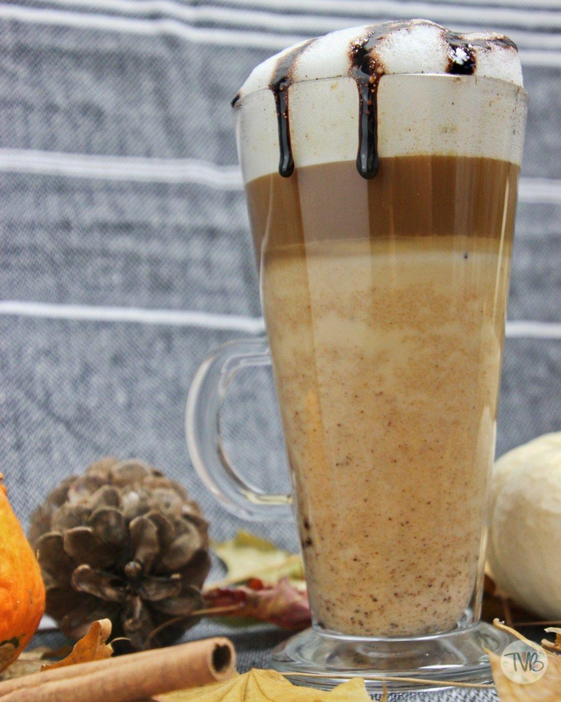 Pumpkin Spice Latte Rezept Vegane Leckereien Kurbisgewurz Lecker