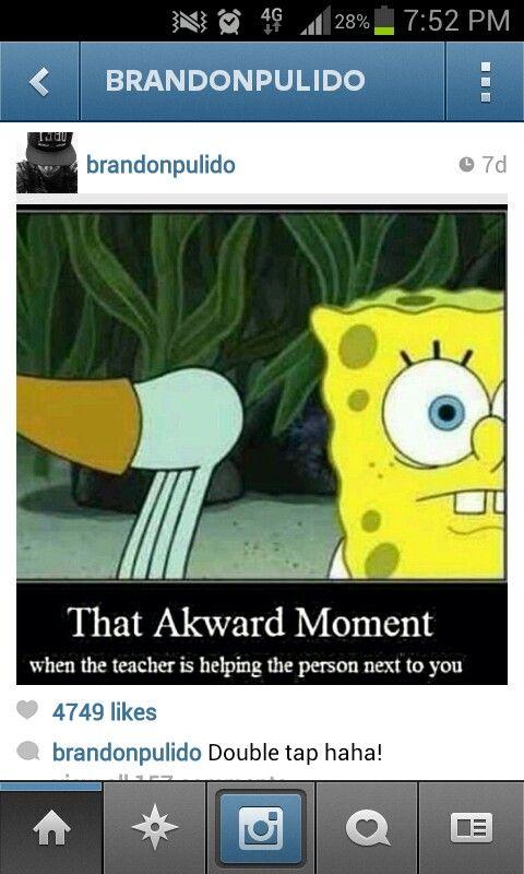 Pin by breanna on Misc. | Akward moments, Awkward moments ...