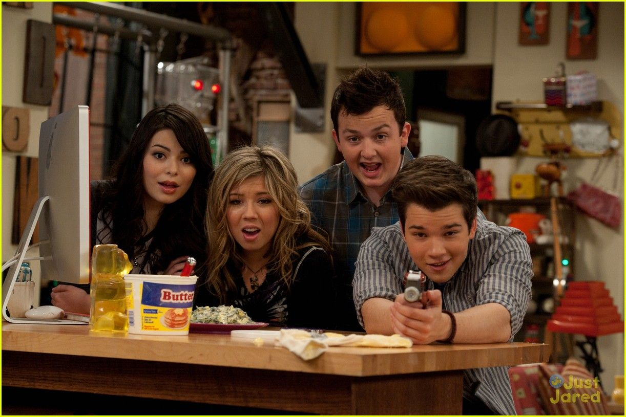 Netoshowchannel Icarly Icarly Episodes Nickelodeon