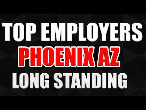 1 Jobs In Phoenix Az Youtube Job Things To Sell Good Company