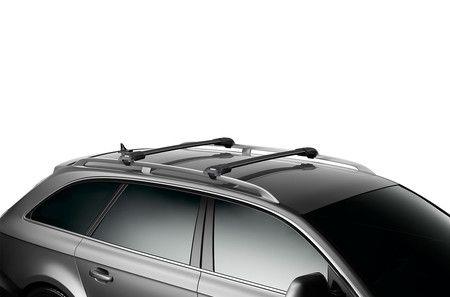 Aeroblade Edge 7502b Car Roof Racks Roof Rack Bike Roof Rack