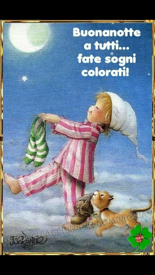 Pin Di Antonella Corsini Su Buonanotte Illustrazioni Immagini