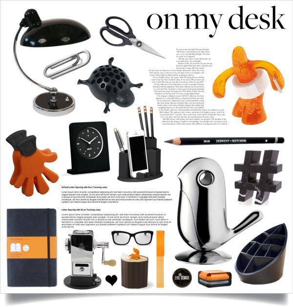 """""""On my desk"""" by elske88 on Polyvore"""