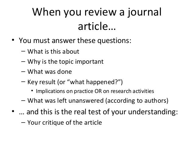 How To Write A Review Article Academic Essay Writing Myself Essay Essay