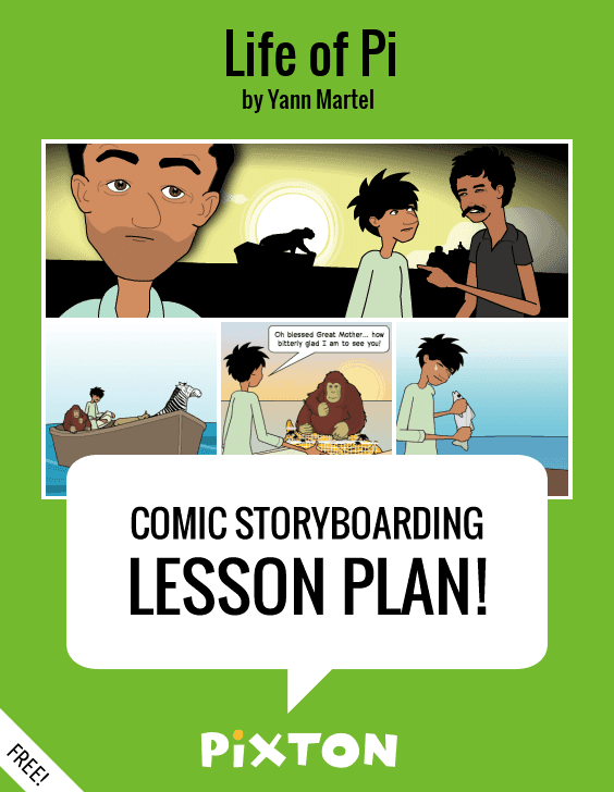 Lesson Plan  Life Of Pi By Yann Martel
