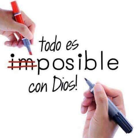 Posible con Dios!