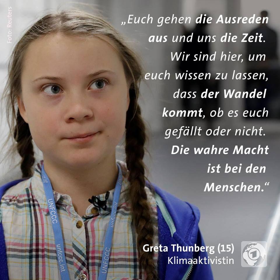 Pin Von Sonja Manderbach Auf Starke Frauen Klimawechsel