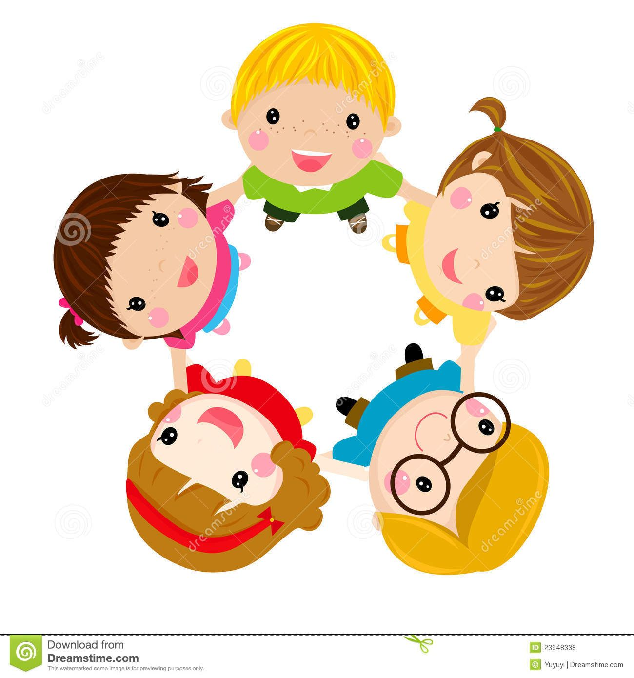 children holding hands animation Google Search Friends