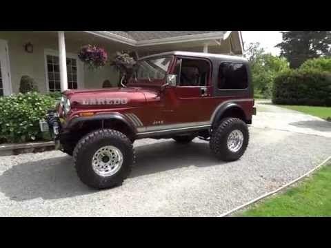 1986 Jeep Cj7 360 V8 For Sale Youtube Jeep Cj7 Jeep Cj7