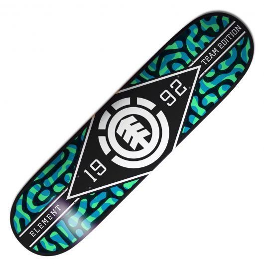 element major braincells planche de skate 8 pouces pinterest skateboard. Black Bedroom Furniture Sets. Home Design Ideas