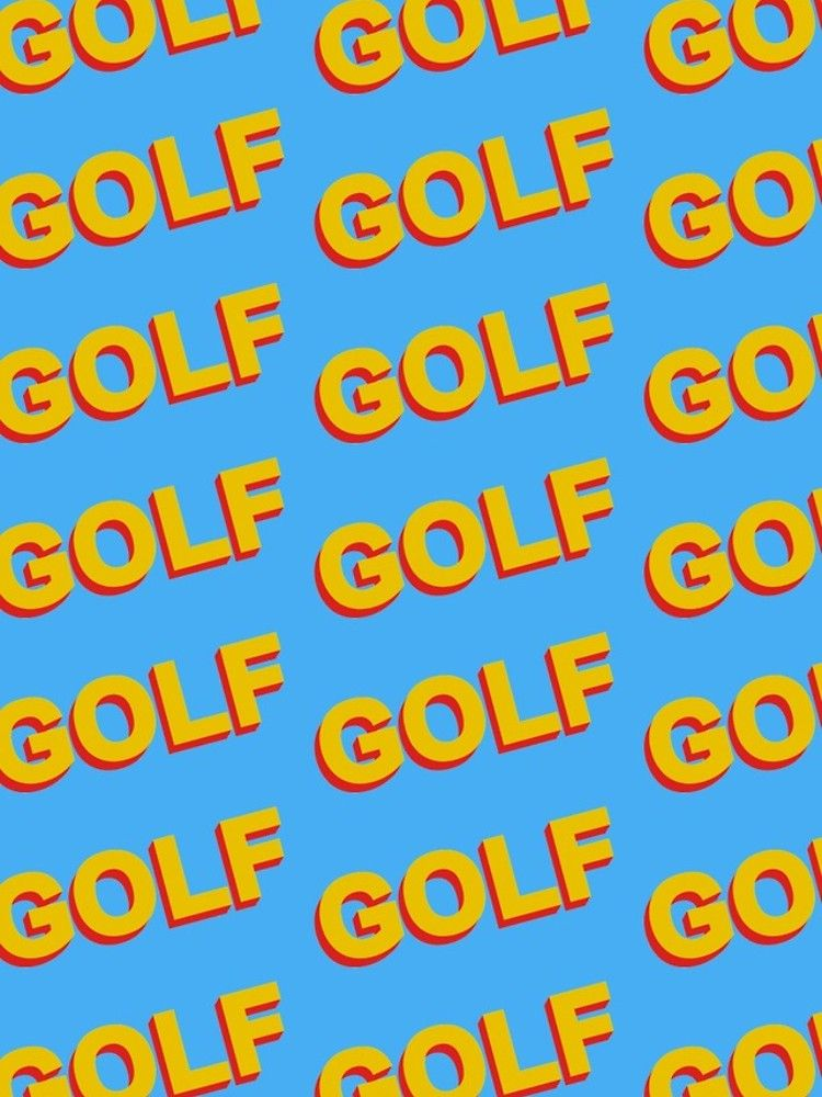 Golf Tyler The Creator Iphone Case Wall Collage Picture Collage Wall Poster Wall