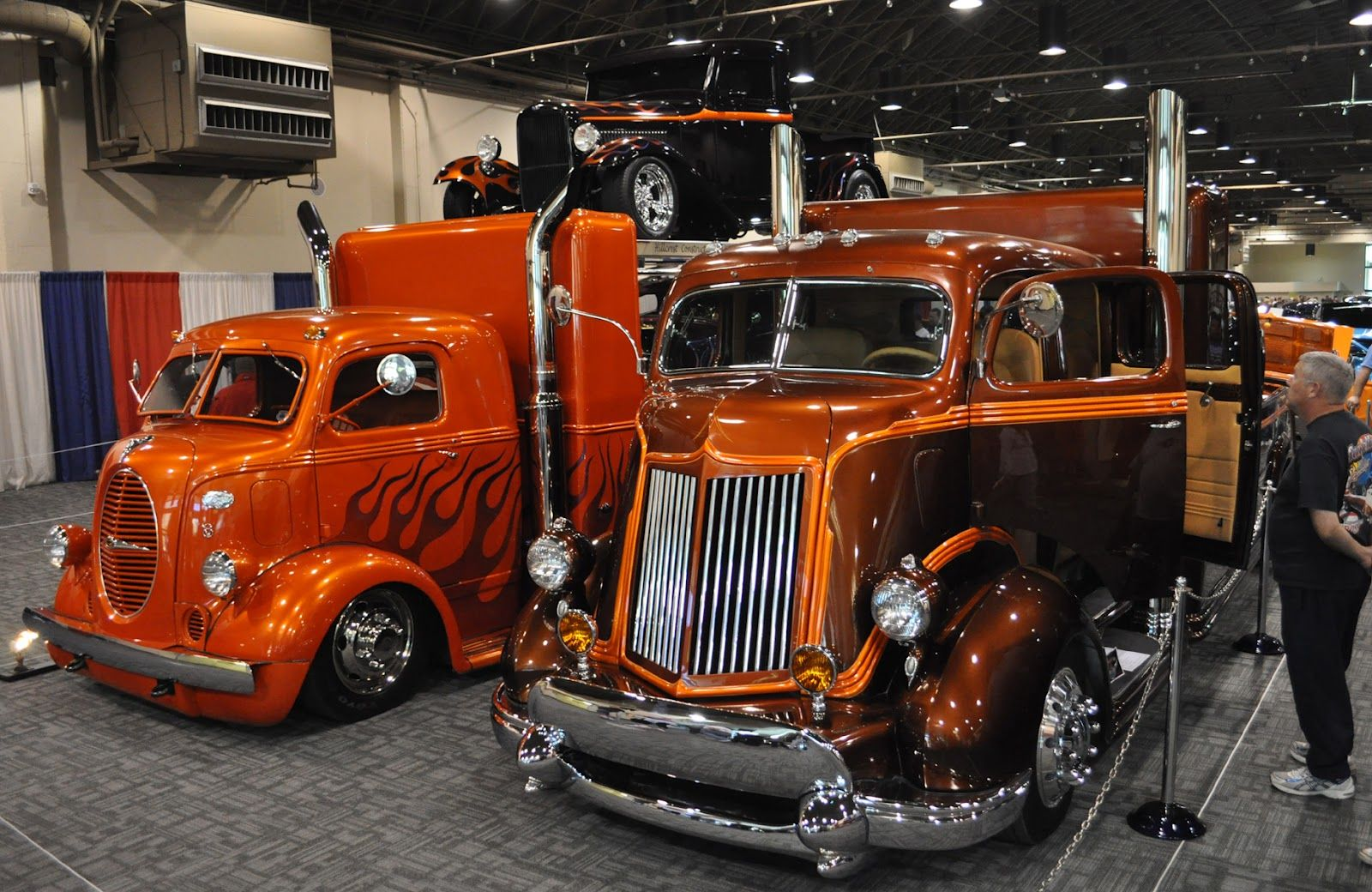 47-cab-over-hot-rod-hauler. Oh...my...goodness! | Hot Rods ...