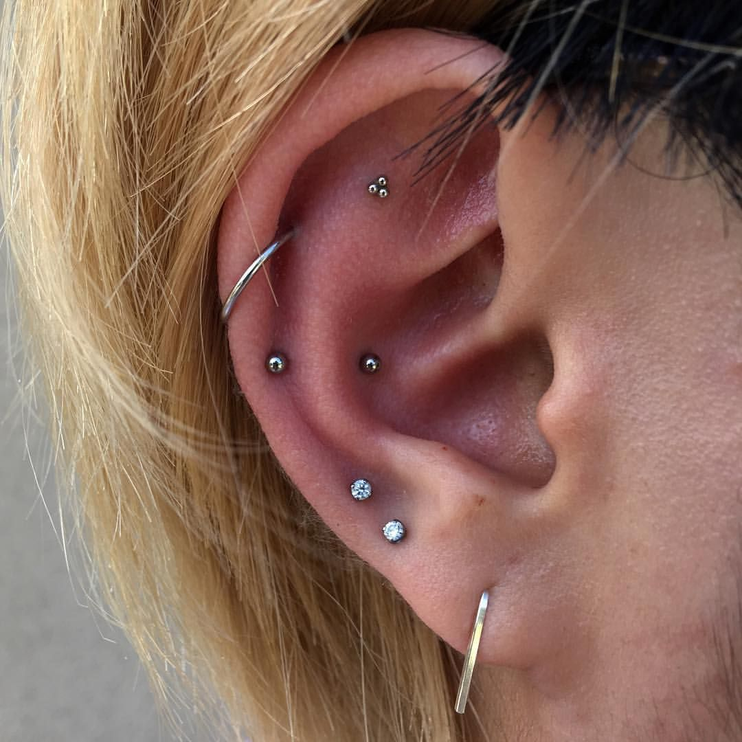 Piercing nose jewelry  Pin by Claire Harper on Ears  Pinterest  Piercings Piercing and