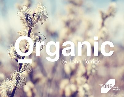 Organic by John Patrick - Packaging & Branding