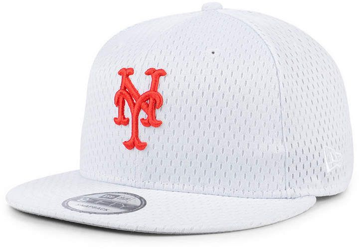 hot sales d75f6 dc391 ... sale new era new york mets batting practice mesh 9fifty snapback cap men  sports fan shop