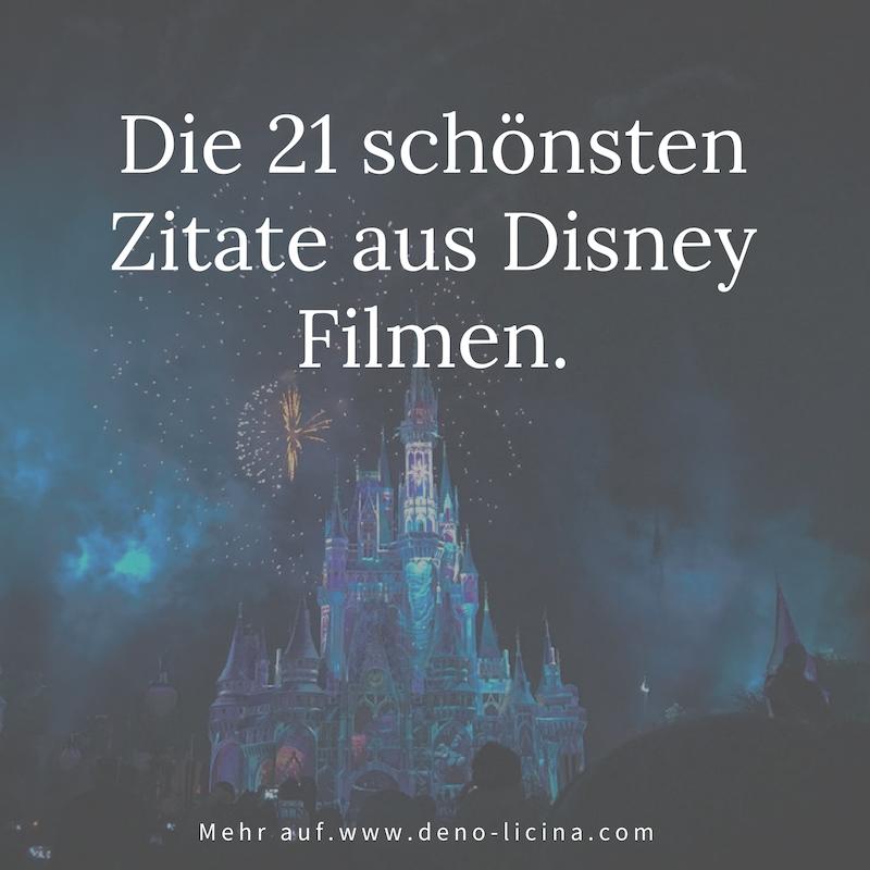 Die 21 schönsten Zitate aus Disney Filmen. #disneymovies