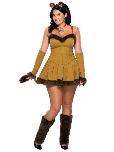 126794587 Fashion Bug Wizard Courageous Lion Movie Costume Sexy Animal  www.fashionbug.us