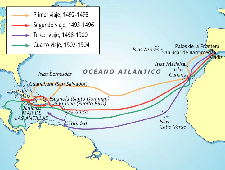 New Map Of The World » primer viaje de san pablo mapa | Map Of The World