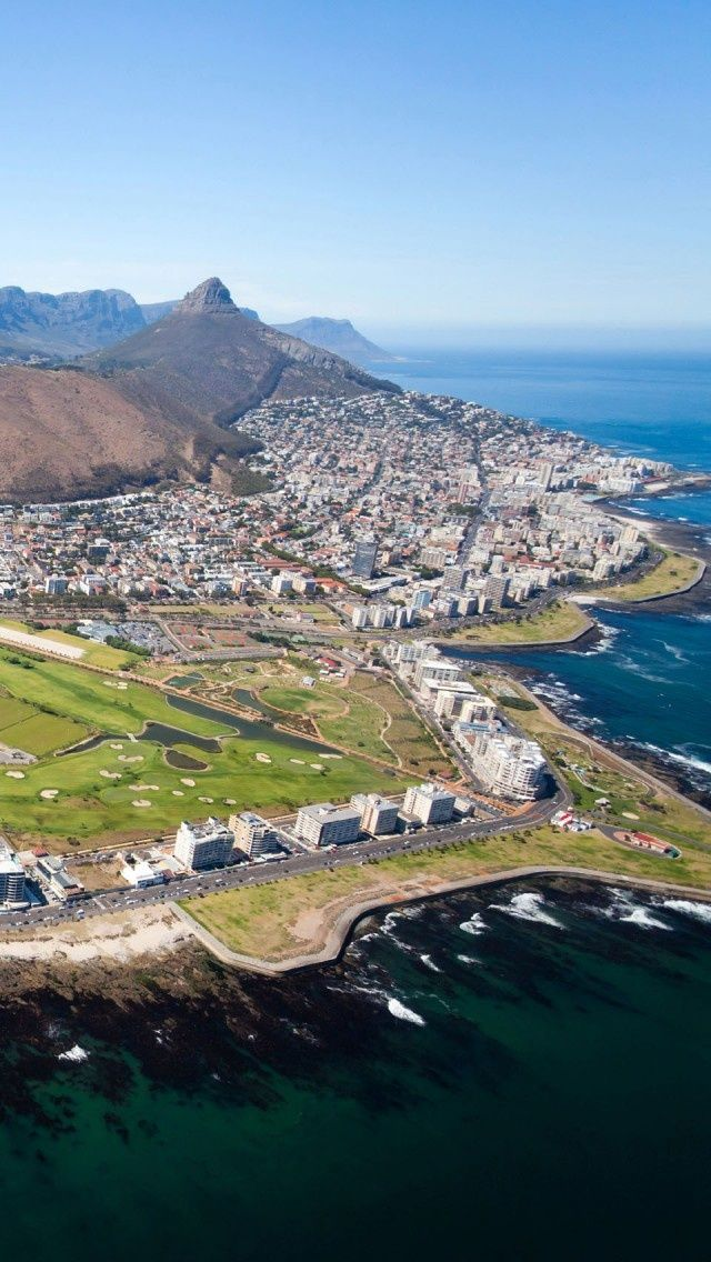 Cape Town, South Africa.IS on http//www.exquisitecoasts