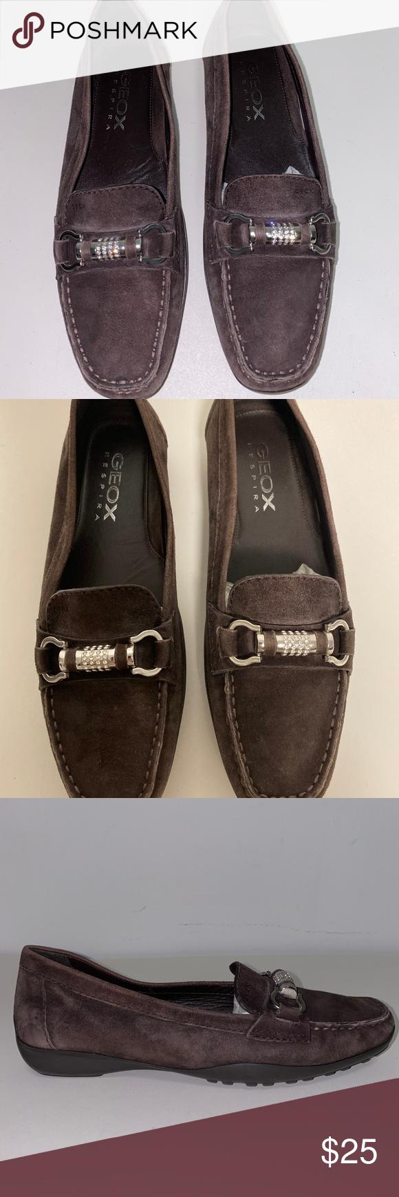 De ninguna manera Sudán Cambio  Geox Shoes Size 38,5 in 2020 | Geox shoes, Shoes, Flat shoes women