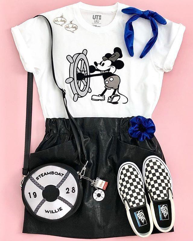 Photo of Teen Outfit Idee für Disneyland- # Disneyland #Idea #Outfit # Teen-Classic Disney, …