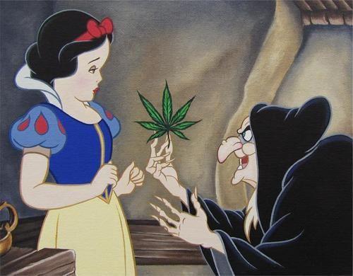8 disney princesses smoking weed marijuana related
