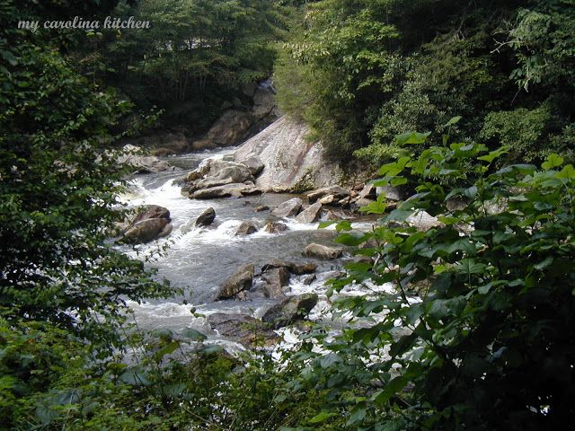 Highlands NC - waterfalls
