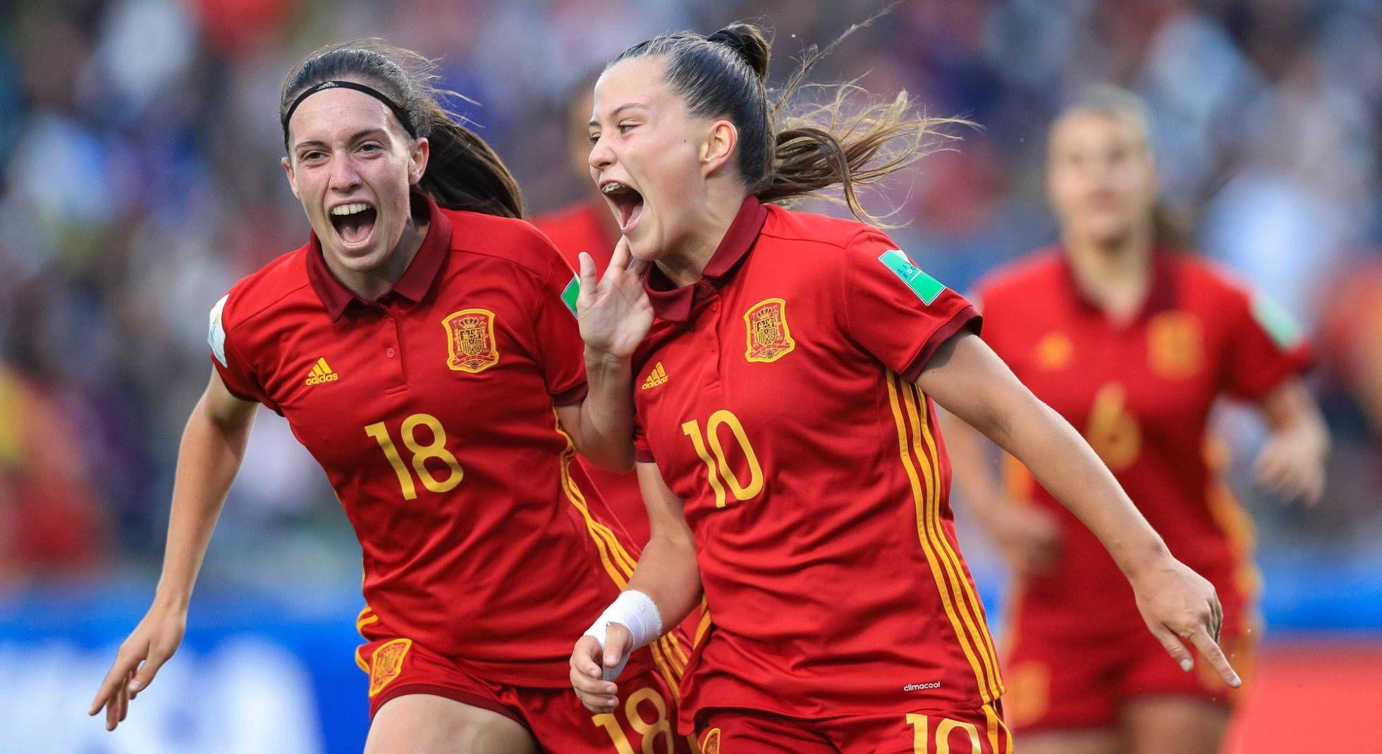 España gana el Mundial sub17 de fútbol femenino Futbol