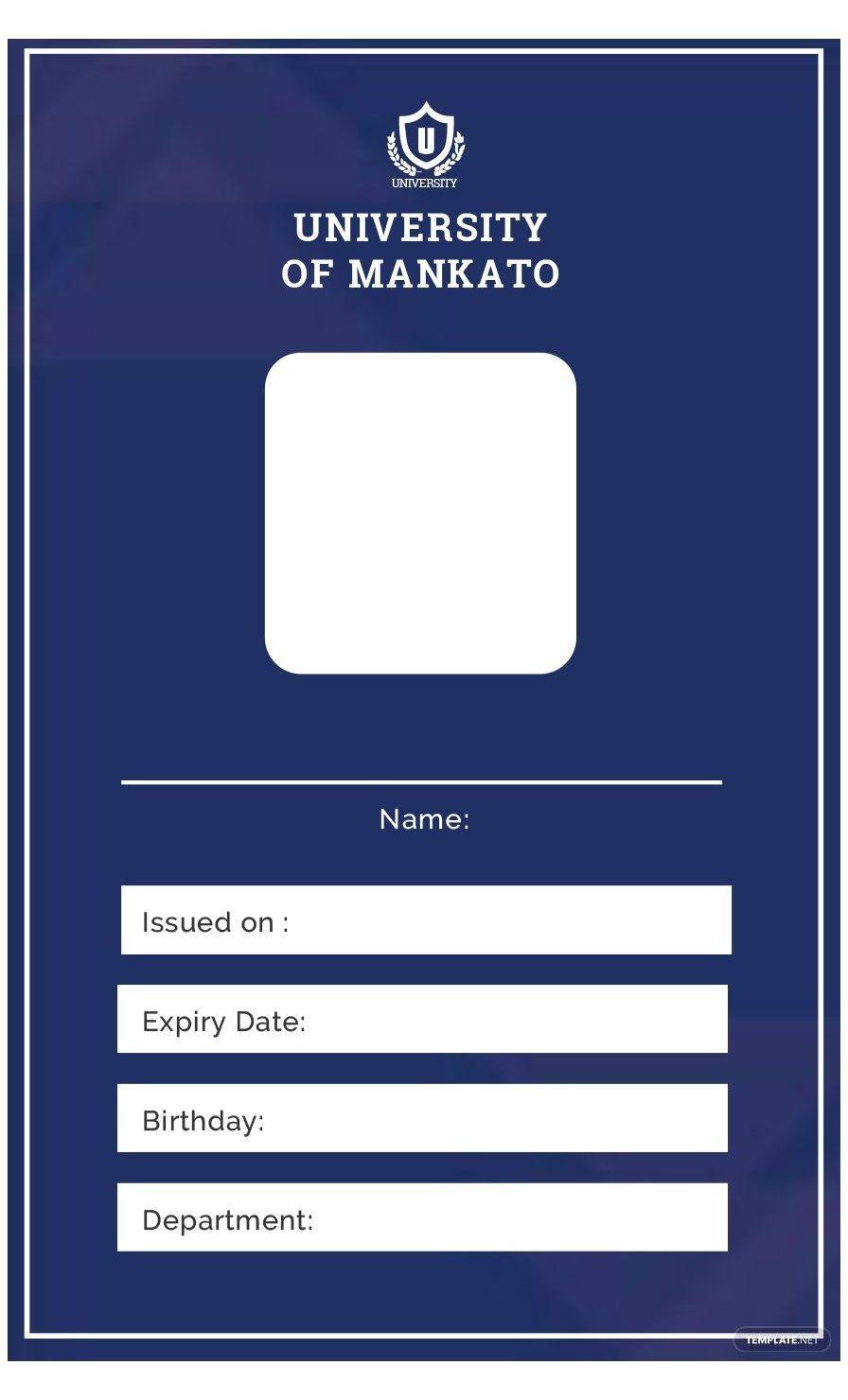 Format Kartu Nama Doc : format, kartu, Vertical, Blank, #school, #card, #template, #schoolidcardtemplate, Instantly, Download, Card…, Contoh, Kartu, Nama,