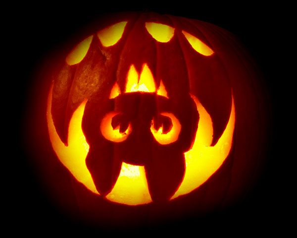 40+ Best Cool & Scary Halloween Pumpkin Carving Ideas, Designs & Images 2016