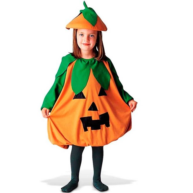 8037f9b05 Compre Online Fantasia de Abóbora Halloween Infantil no 1º site  especializado em fantasias. Pronta entrega