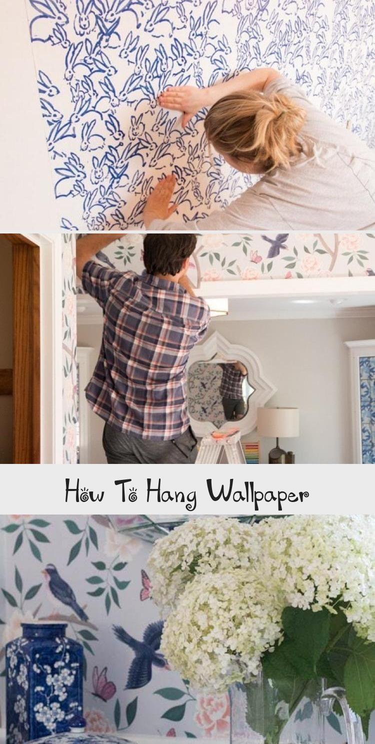 How To Hang Wallpaper How To Hang Wallpaper Bathroom Wallpaper Waterproof Bathroom Wallpaper