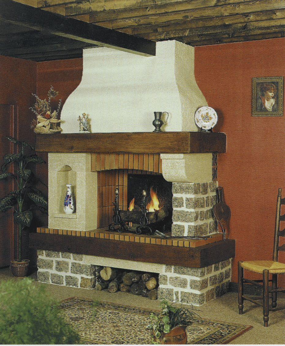 comment renover une cheminee en pierre fashion designs. Black Bedroom Furniture Sets. Home Design Ideas