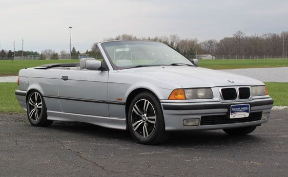 BMW I Convertible First Car Pinterest Bmw I BMW - 1997 bmw 328i convertible