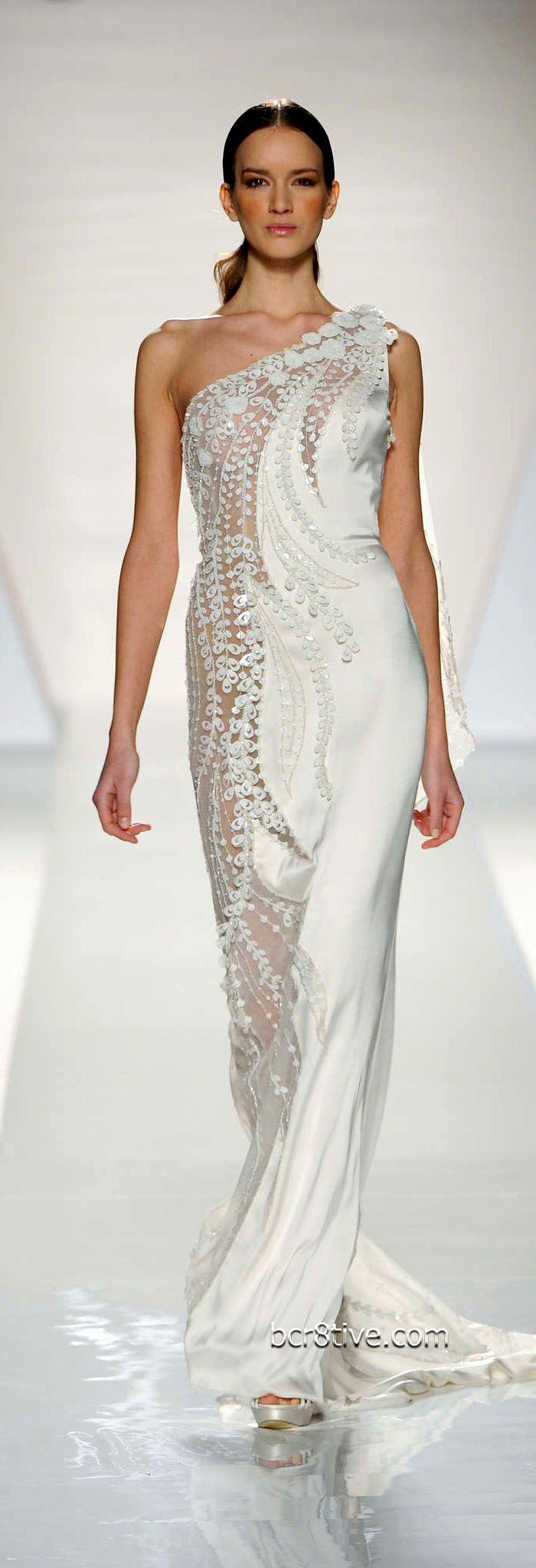 ✪ Fausto Sarli Spring Summer 2012 Couture ✪