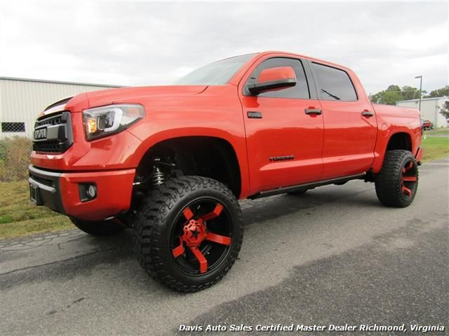 used 2015 toyota tundra trd pro supercharged lifted custom. Black Bedroom Furniture Sets. Home Design Ideas