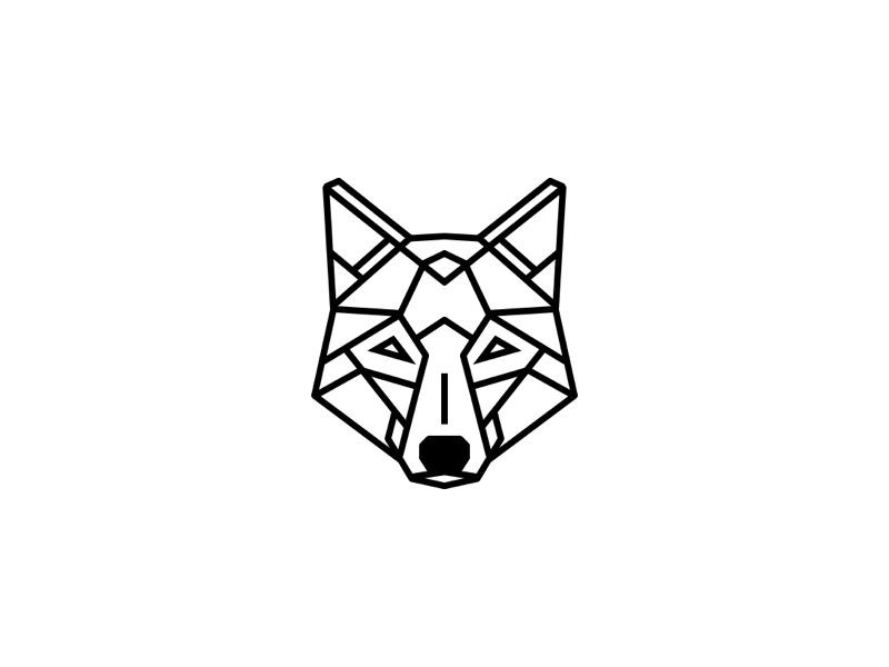Wolf Line Drawing Tattoo : Let us know if there is potential to make a package with
