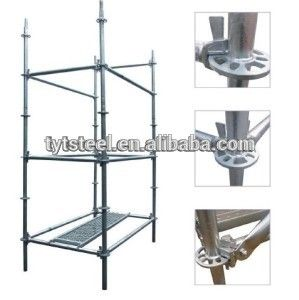 Time To Source Smarter Scaffolding Metal Construction Structure Design