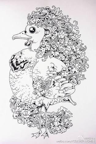 Doodle Invasion Kerbyrosanes