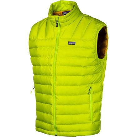 t the core with this super warm vest.. I opted for orange myself