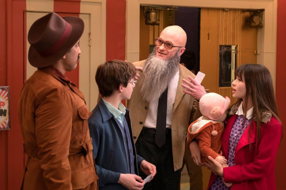 The Reptile Room A Series Of Unfortunate Events Reptile Room A