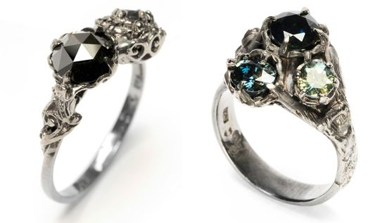 nature julia white carat inspired with engagement unique black products rings gold round diamond yellow affordable no ring