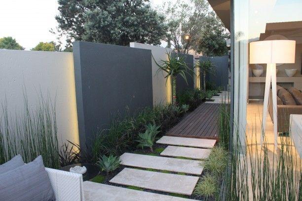 Streamlight Home Design Johannesburg South Africa Lighting Design Sichtschutzzaun Garten Betonzaun Landschaftsbau