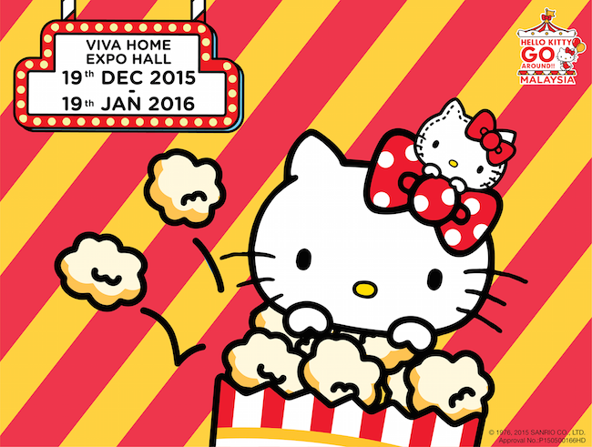 Hello Kitty December Wallpapers #hellodecemberwallpaper